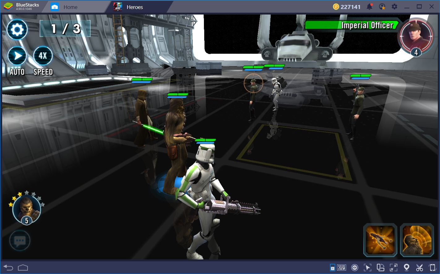The Best Squadrons in Star Wars: Galaxy of Heroes | BlueStacks