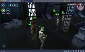Download Star Wars: Galaxy of Heroes on PC with BlueStacks