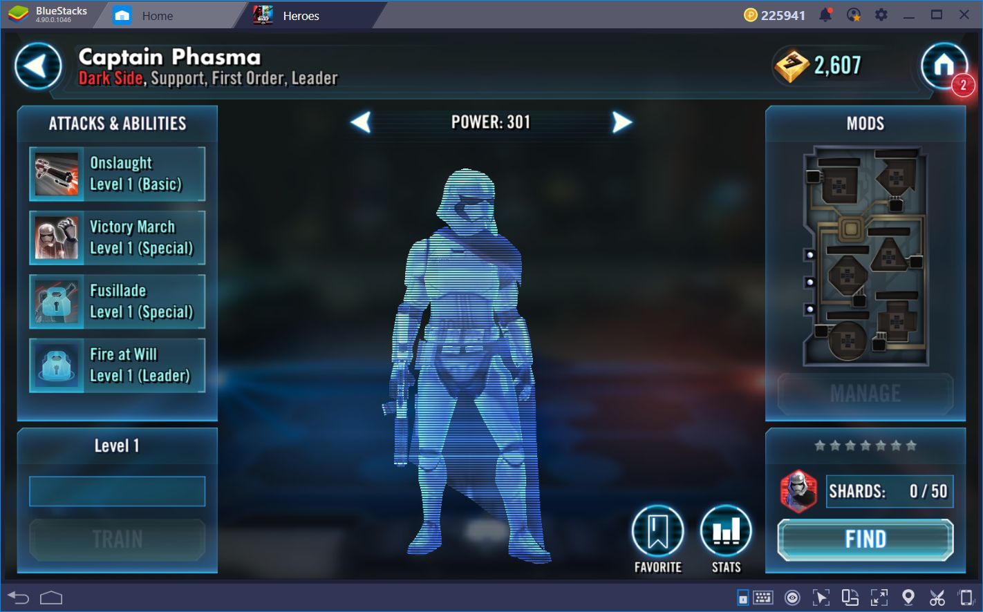 How to Unlock Awesome Characters in Star Wars: Galaxy of Heroes