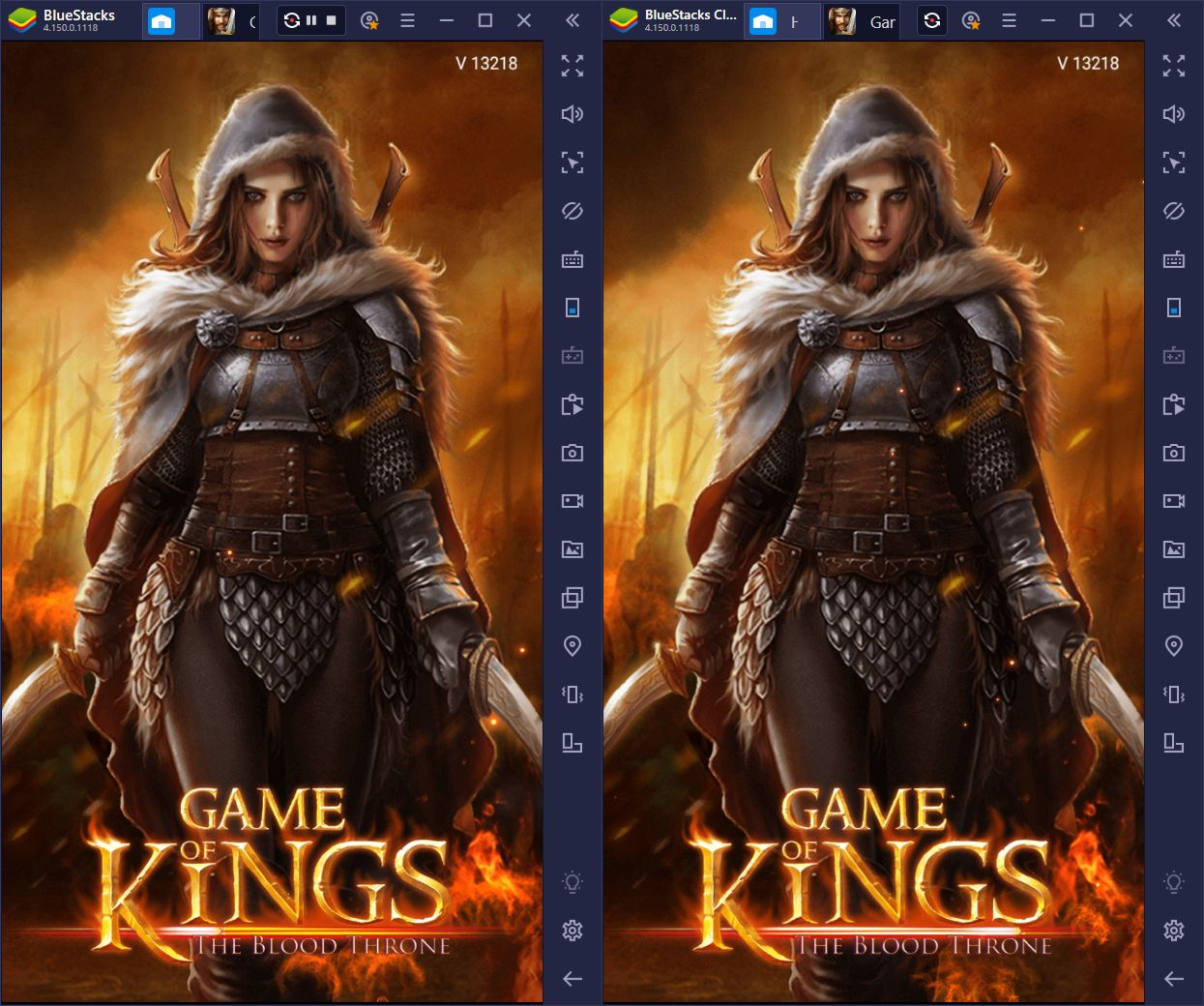 Game of Kings: The Blood Throne on PC - How to Win with BlueStacks