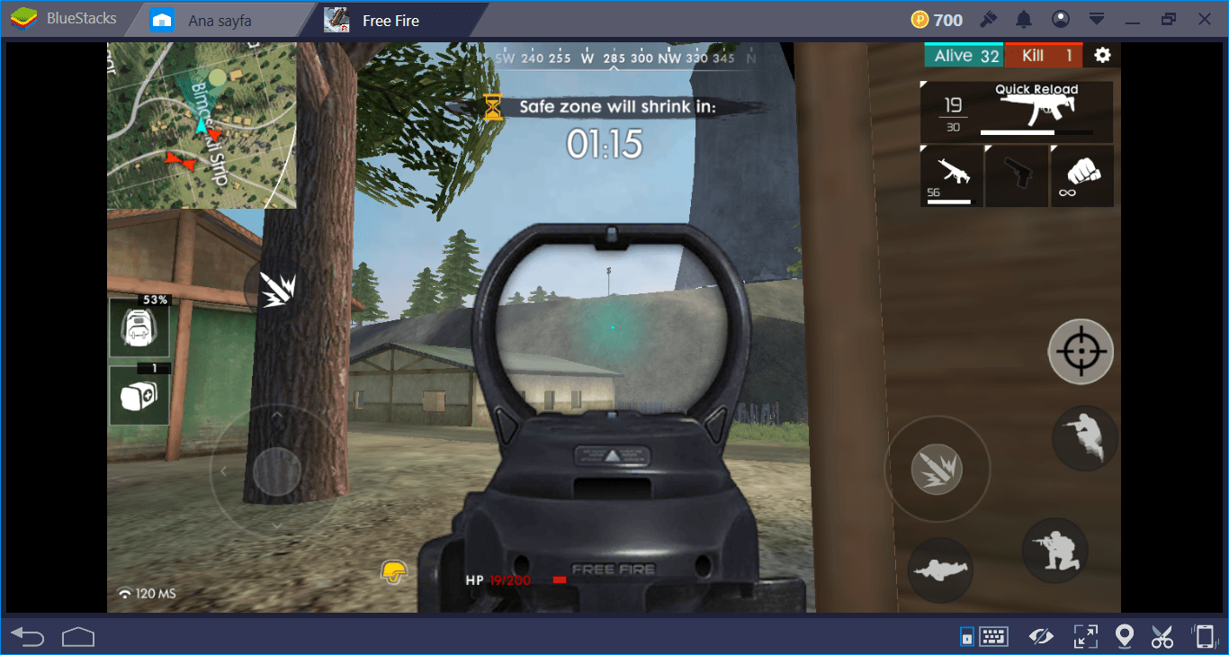 Free Fire Game Mechanics Guide | BlueStacks