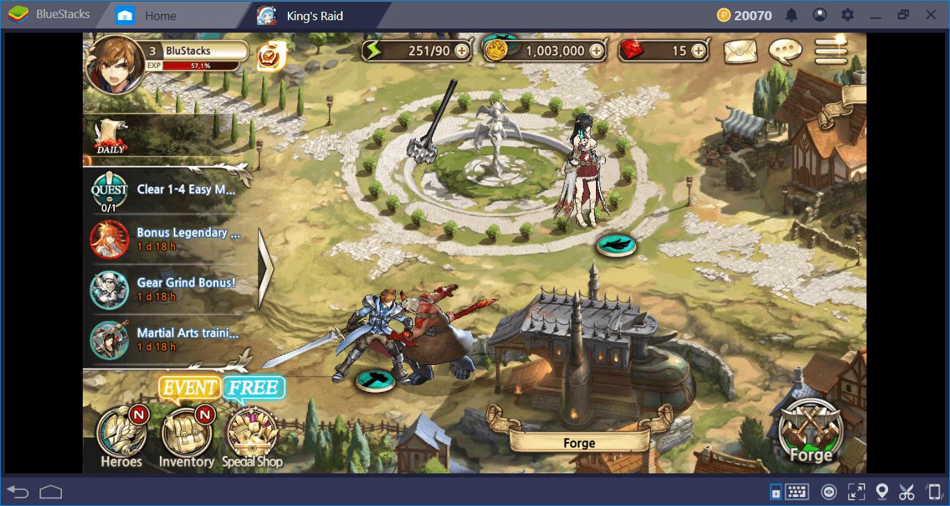 Haydi King's of Raid Oynayalım: Gacha Sevenlere Yeni Bir RPG
