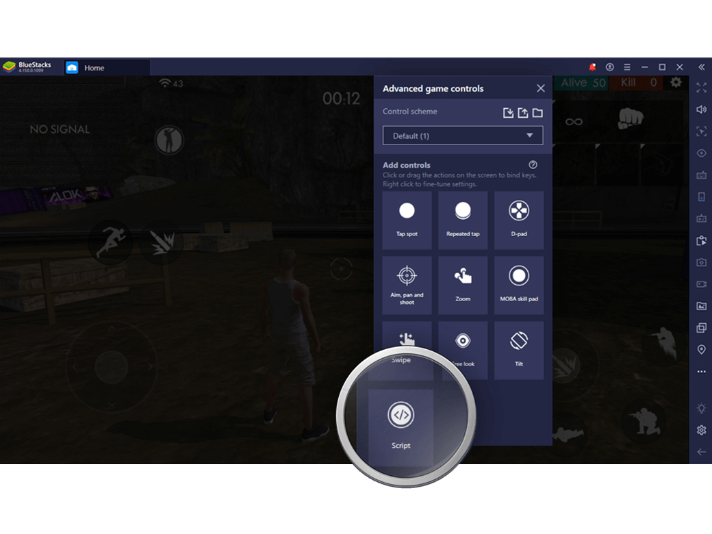 Game Controls And Keymapping On Bluestacks