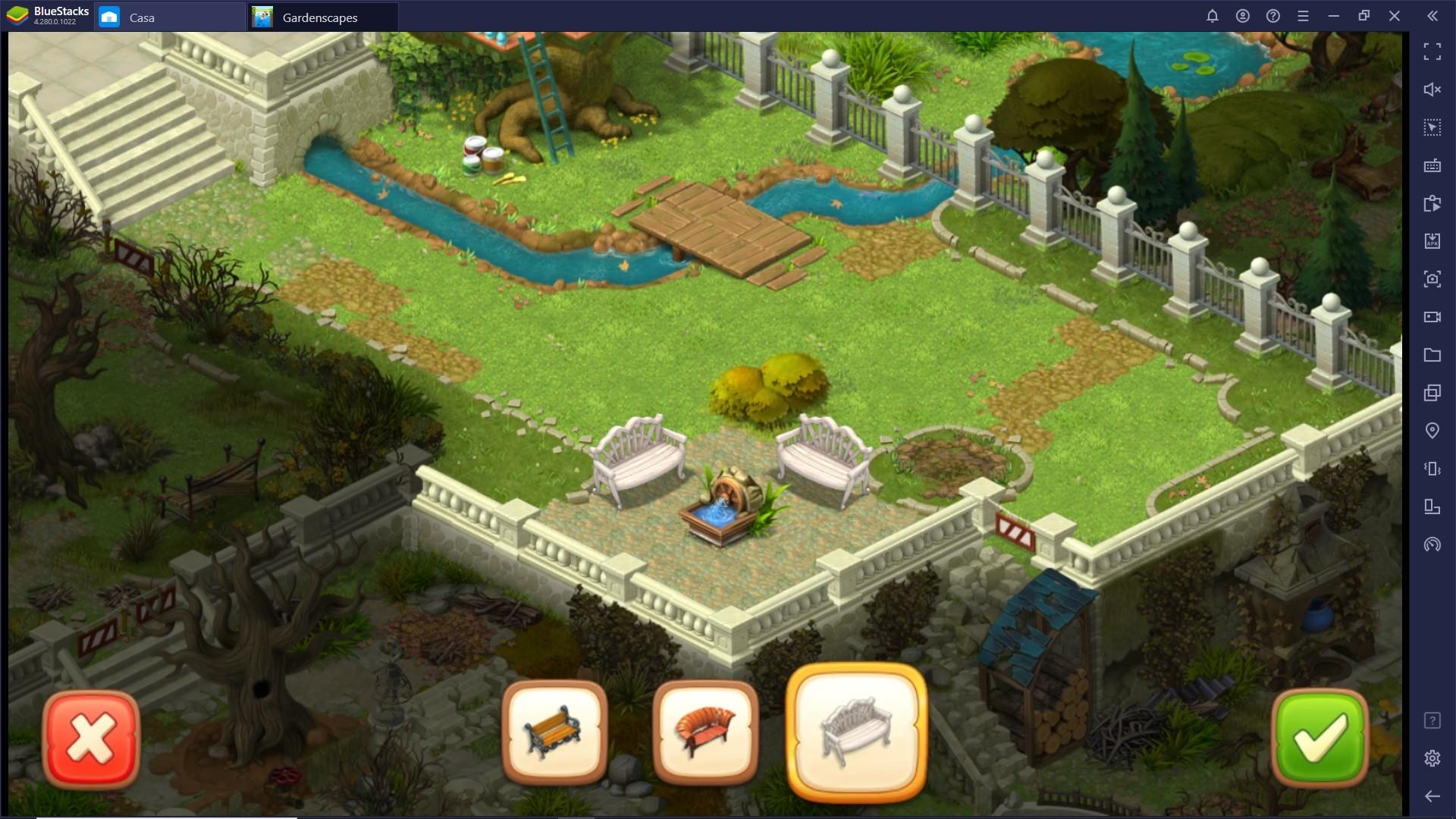Trucchi e Consigli per Gardenscapes