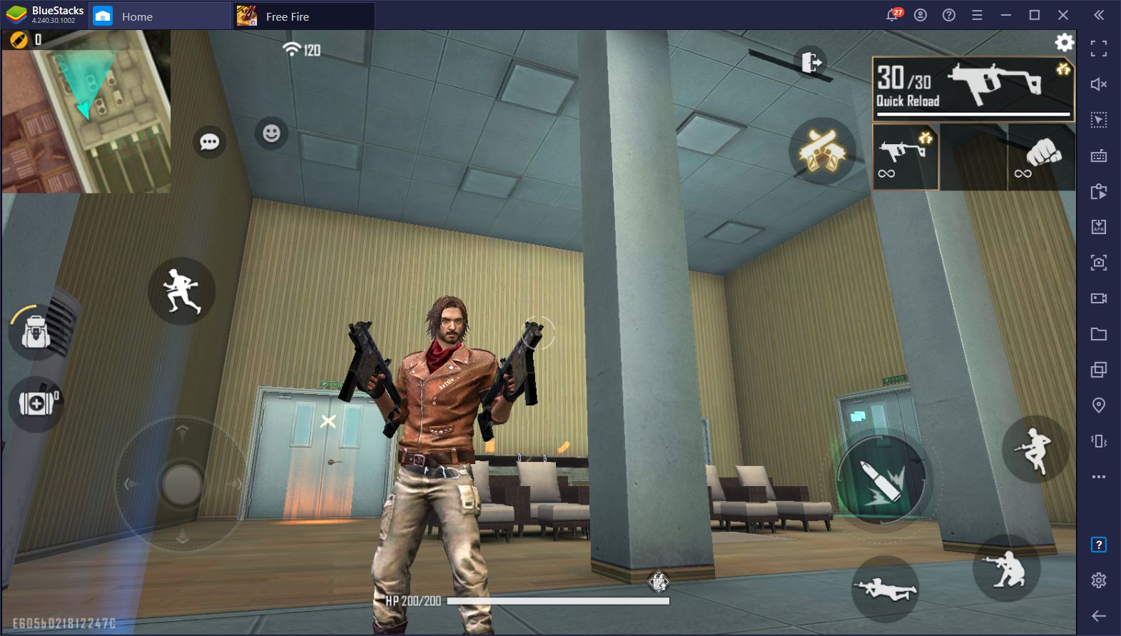Garena Free Fire Gets a Training Map Revamp and the First Ever Akimbo Weapon