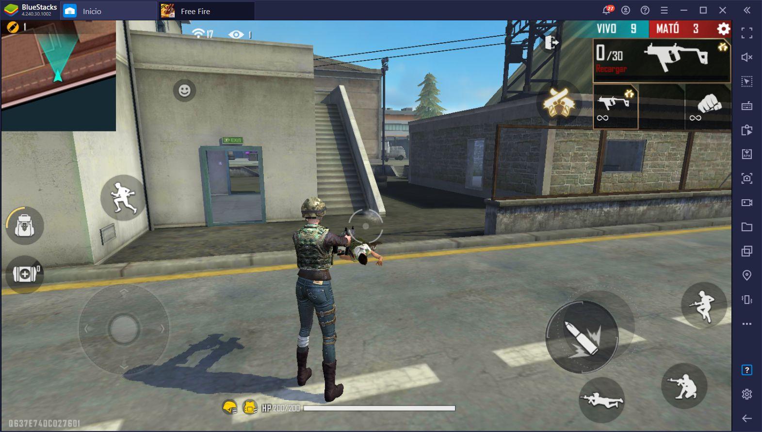 Garena Free Fire Obtendrá Mejoras al Mapa de Entrenamiento y su Primera Arma Akimbo