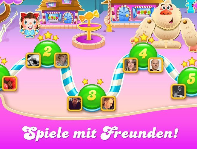 Spielen Candy Crush Soda Saga on PC 18