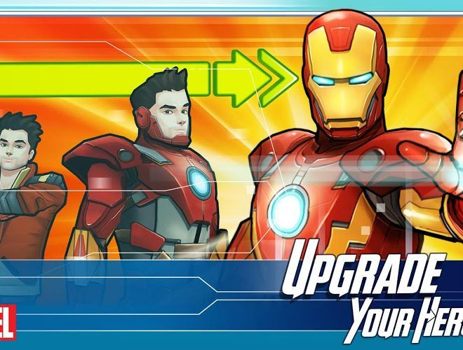 เล่น Marvel Avengers Academy on PC 3