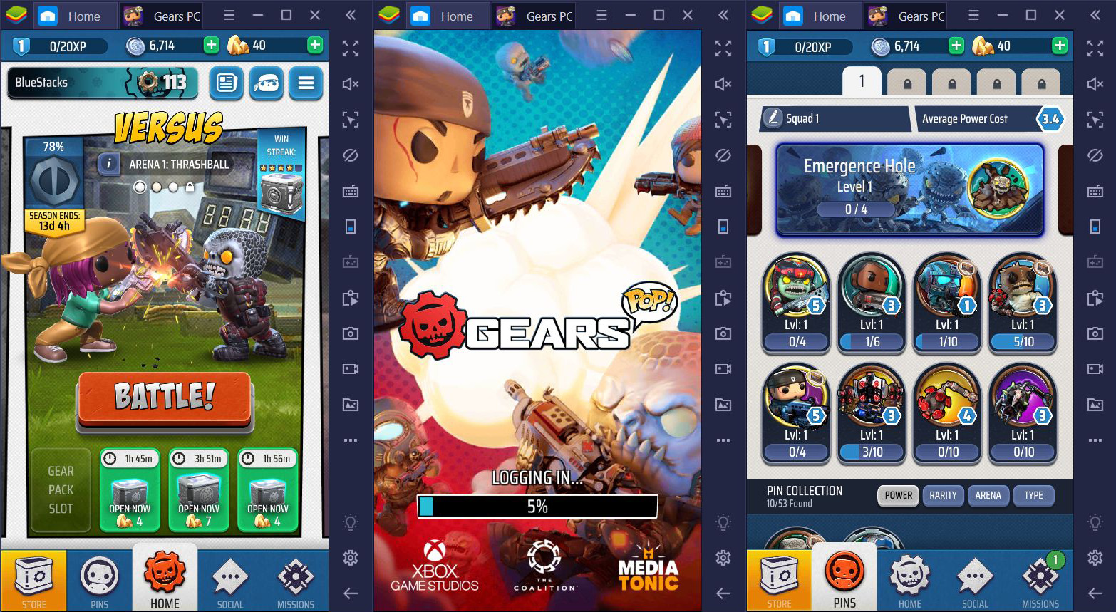Tips and Tricks for Gears POP! The Gears of War Android Game
