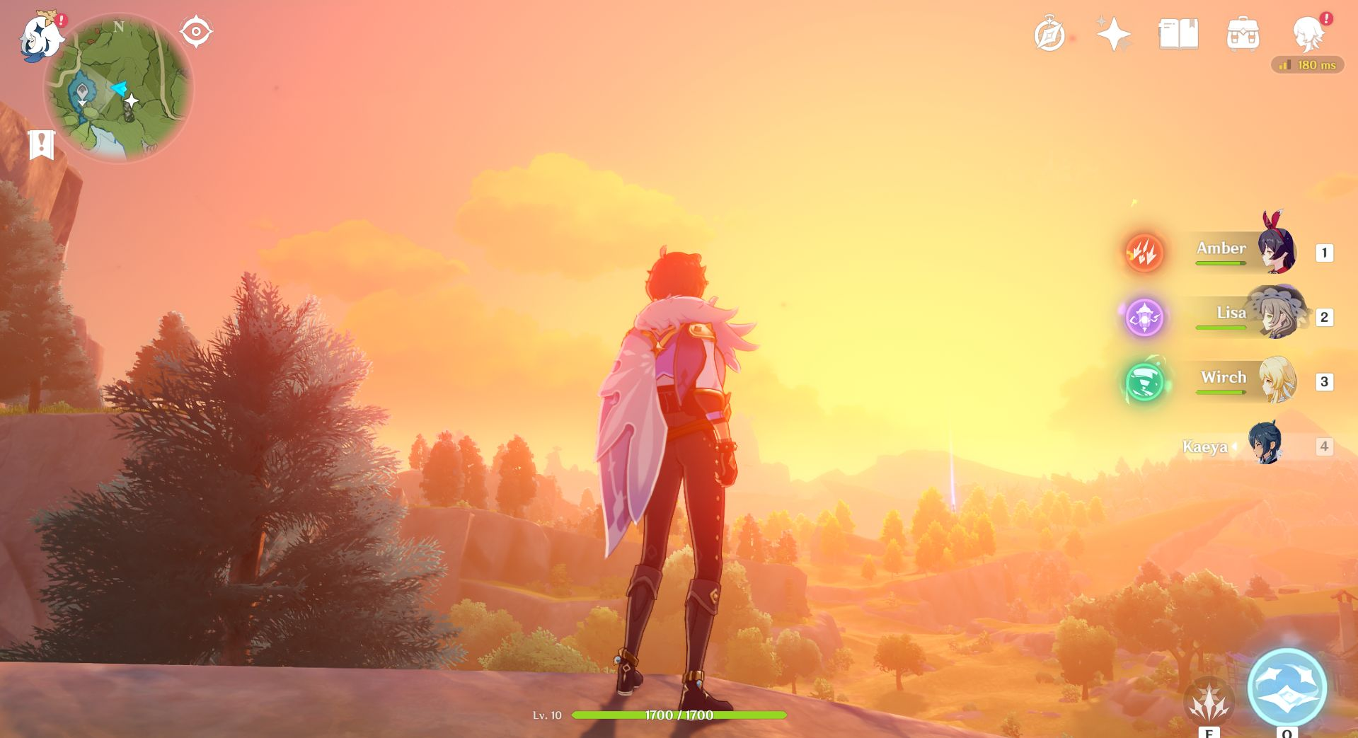 Genshin Impact Beginner's Guide to Exploration – How to Move Around and Survive in the Wild