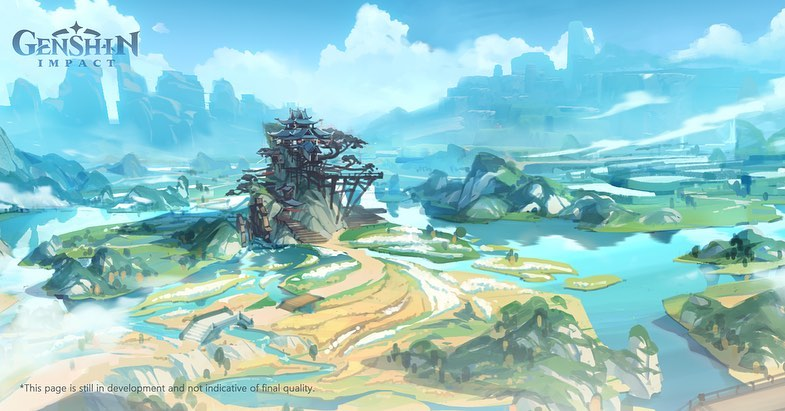 Genshin Impact – All We Know About This Upcoming Action Adventure JRPG