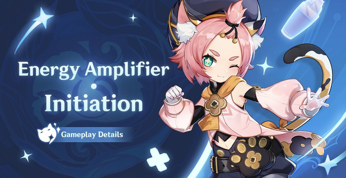 Genshin Impact Energy Amplifier Initiation Event: Duration, Rewards, and More