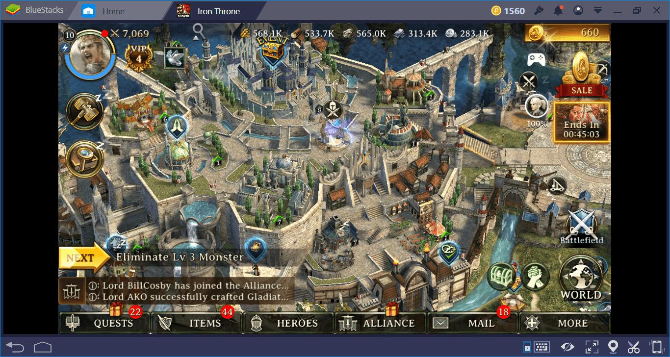 Dowiedz się jak wydobyć z gier strategicznych to co najlepsze, z nowym Bluestacks 4