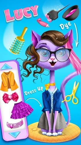 Play Farm Animals Makeover – Cute Virtual Pet Salon on PC 4