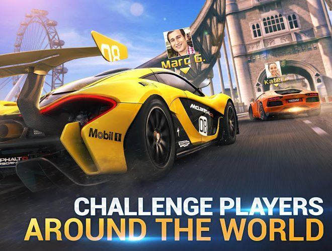 Spustit Asphalt 8: Airborne on PC 6