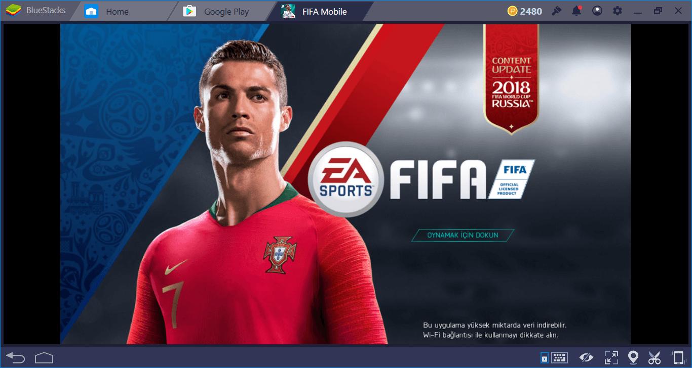 FIFA Futbol: FIFA World Cup (FIFA Mobile) Oynamaya Başlamadan Önce Bilmeniz Gerekenler