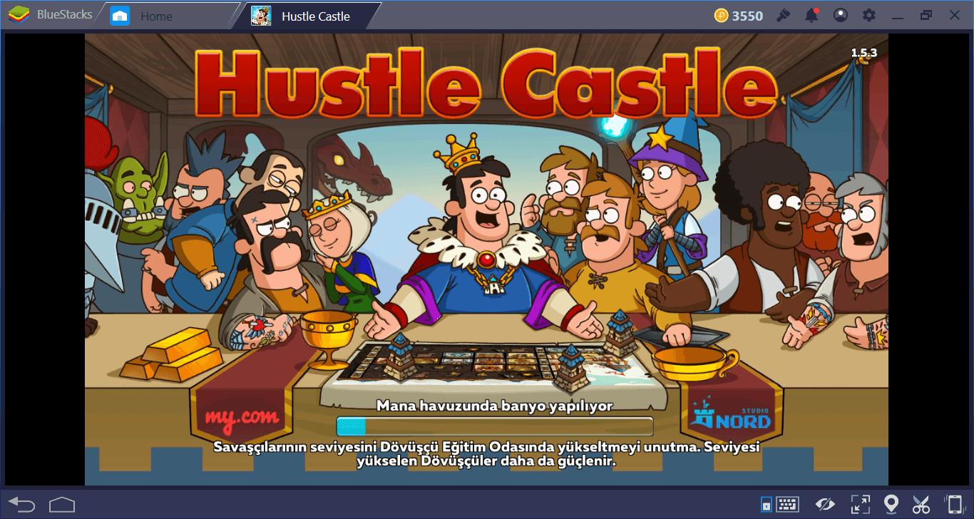 Yeni Başlayanlar İçin Hustle Castle – Kale ve Klan: Bilmeniz Gerekenler