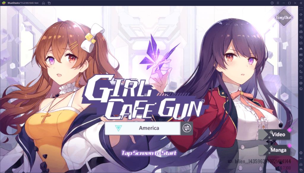 Girl Cafe Gun Reroll-Leitfaden – Solltest du in Girl Cafe Gun rerollen?