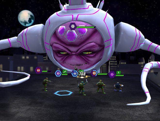 Play Ninja Turtles: Legends on PC 8