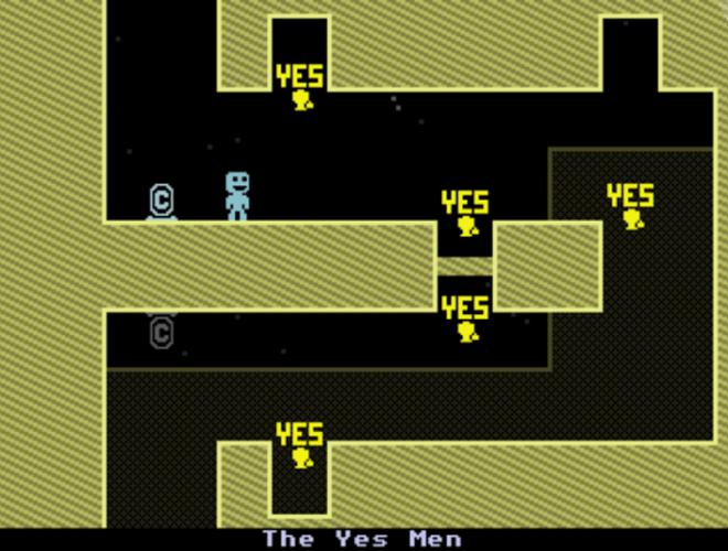 Spielen VVVVVV on pc 3