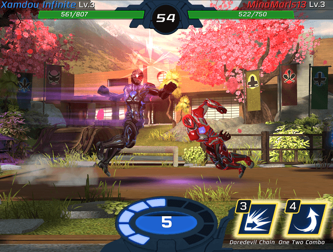 Играй Power Rangers: Legacy Wars На ПК 15
