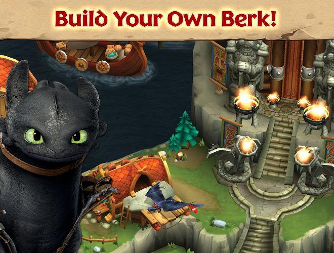 Play Dragons: Rise of Berk on PC 3