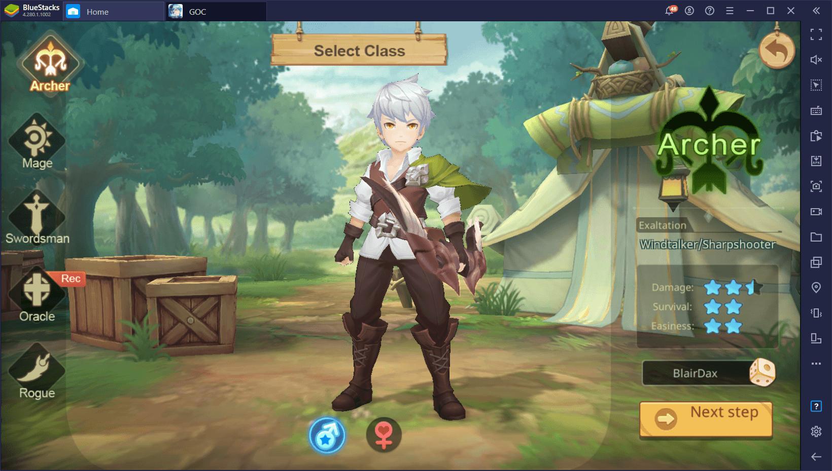 Guardians of Cloudia Klassen-Leitfaden – Welche Klasse ist die Beste für dich?