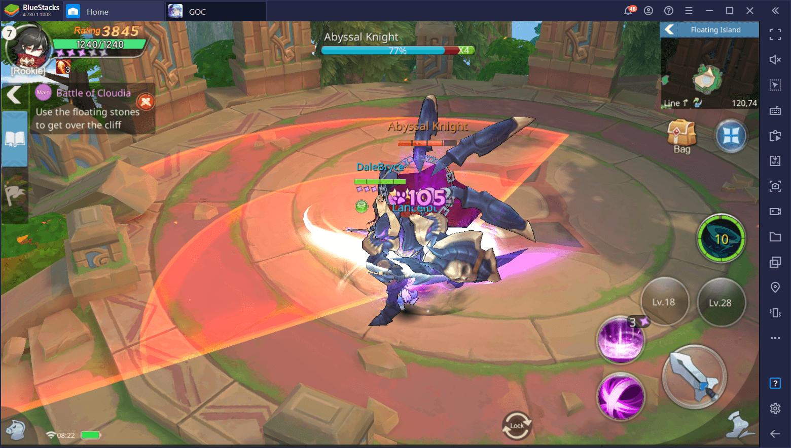 Wie man Guardians of Cloudia auf dem PC installiert und spielt
