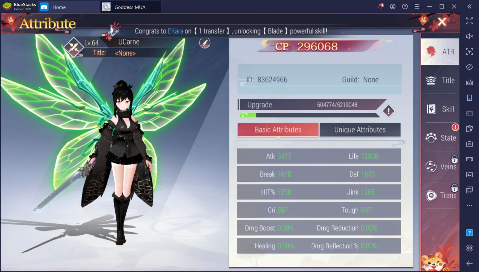 Goddess MUA Beginner's Guide – Tips and Tricks for Increasing Your Level and Power Fast