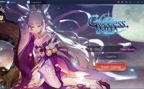 Goddess MUA on PC – Dive Into the Hottest New Mobile MMORPG on PC With BlueStacks