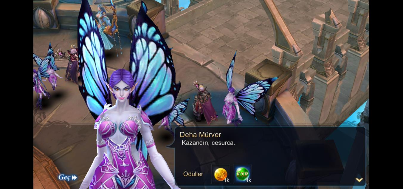Goddess Primal Chaos Kampanya Rehberi