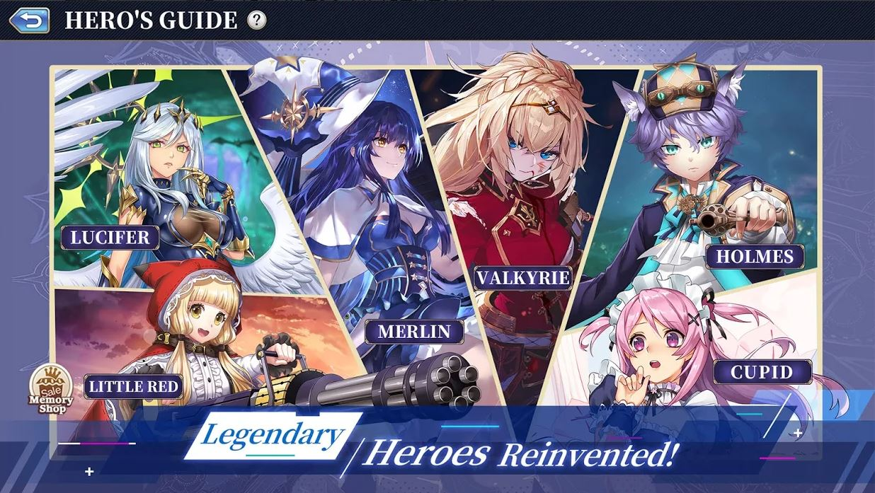 Goddess of Genesis S: The RPG Game of Your Dreams – Pre-Registrations Open Now