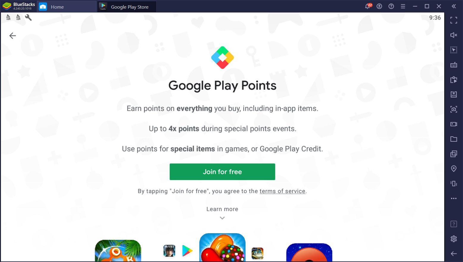 Google Play Points – Cómo Obtener e Intercambiar Estos Puntos Por Servicios Gratuitos en tus Juegos de Android Favoritos