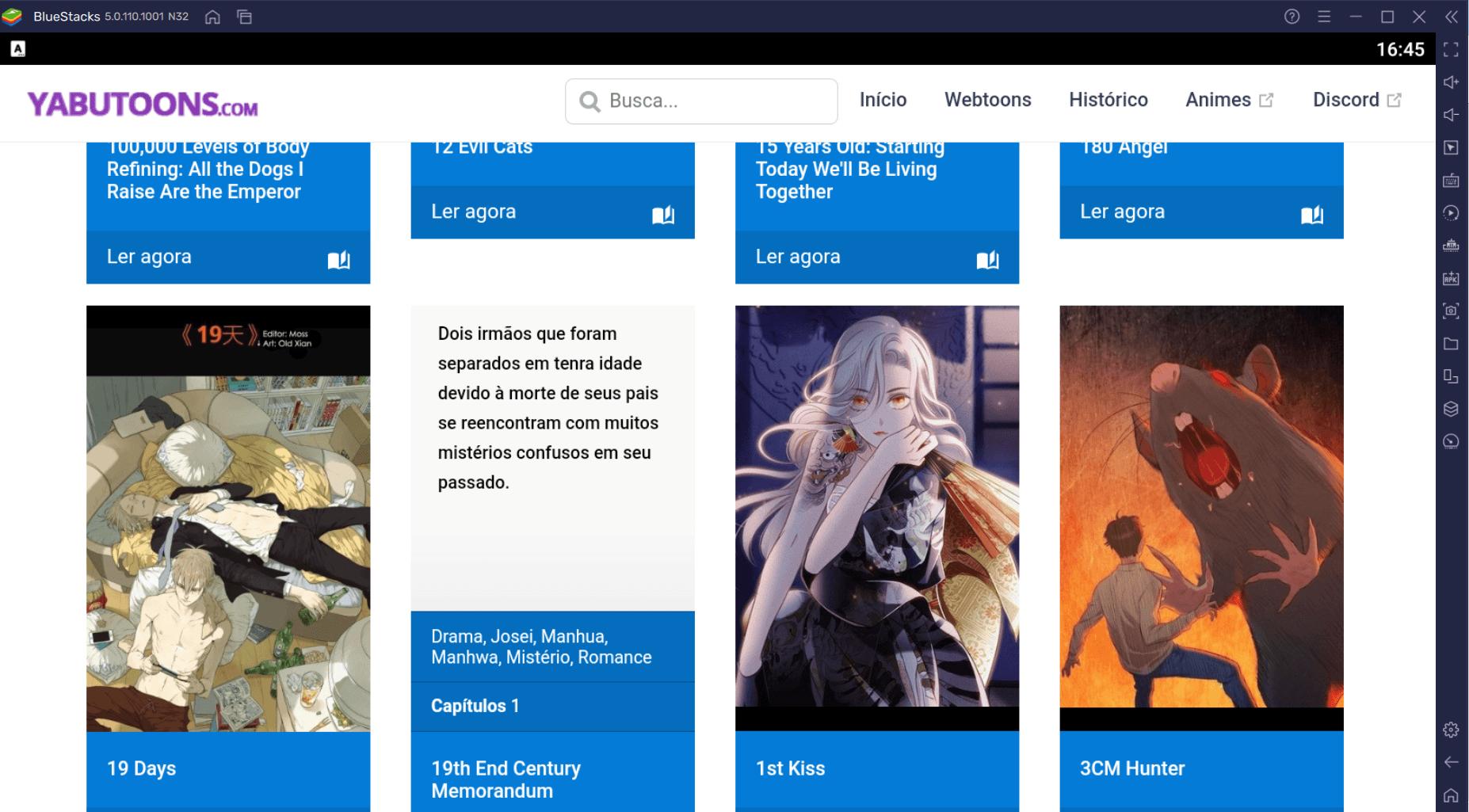 Como Instalar e Usar o app Goyabu Animes no PC com BlueStacks