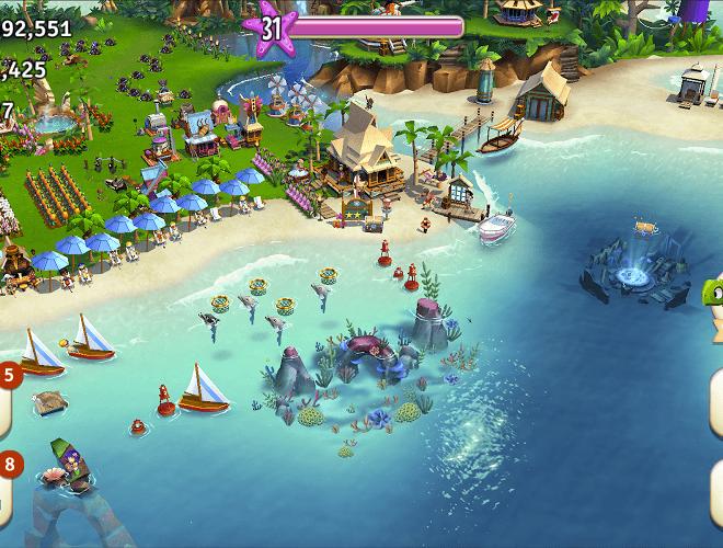 Play Farmvile: Tropic Escape on PC 20