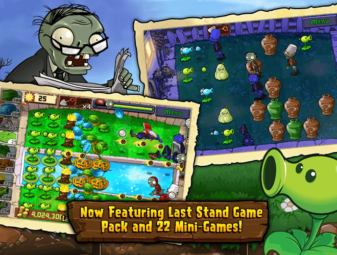 เล่น Plants vs Zombies on PC 5