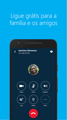 Jogue Skype on PC 6