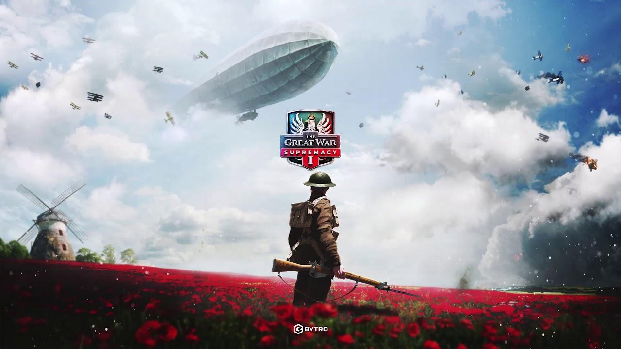 Релиз MMORTS Supremacy 1: The Great War. Стратегия с матчами на неделю?!