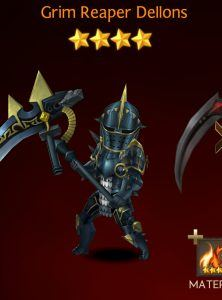 Grim Reaper Dellons