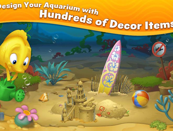 Play Fishdom: Deep Dive on PC 18