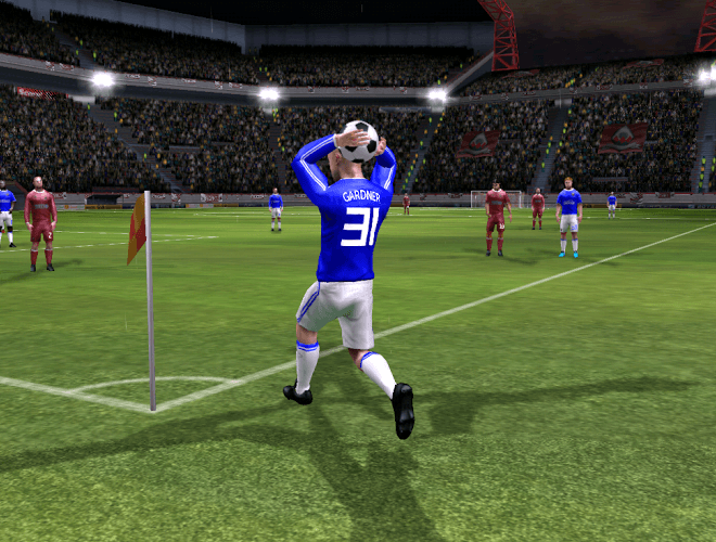 Speel Dream League Soccer on PC 10