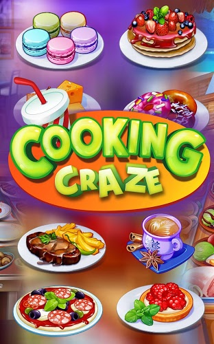 Play Cooking Craze on PC 5