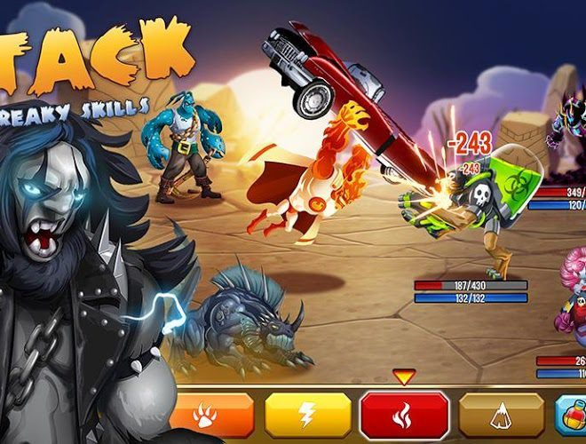 Chơi Monster Legends on pc 16