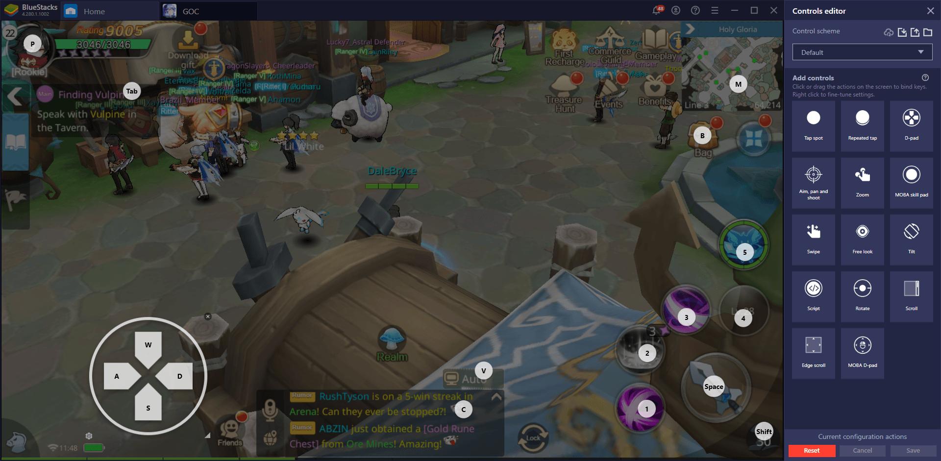 Подсказки для начинающих в Guardians of Cloudia — начните приключение с побед