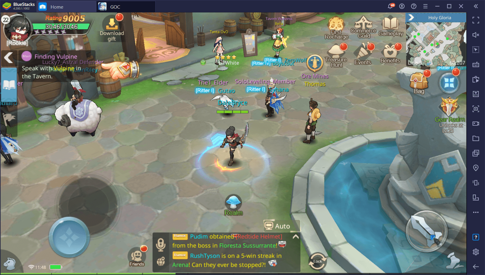 نصائح وحيل للمبتدئين للعبة Guardians of Cloudia – ابدأ رحلتك على المسار الصحيح
