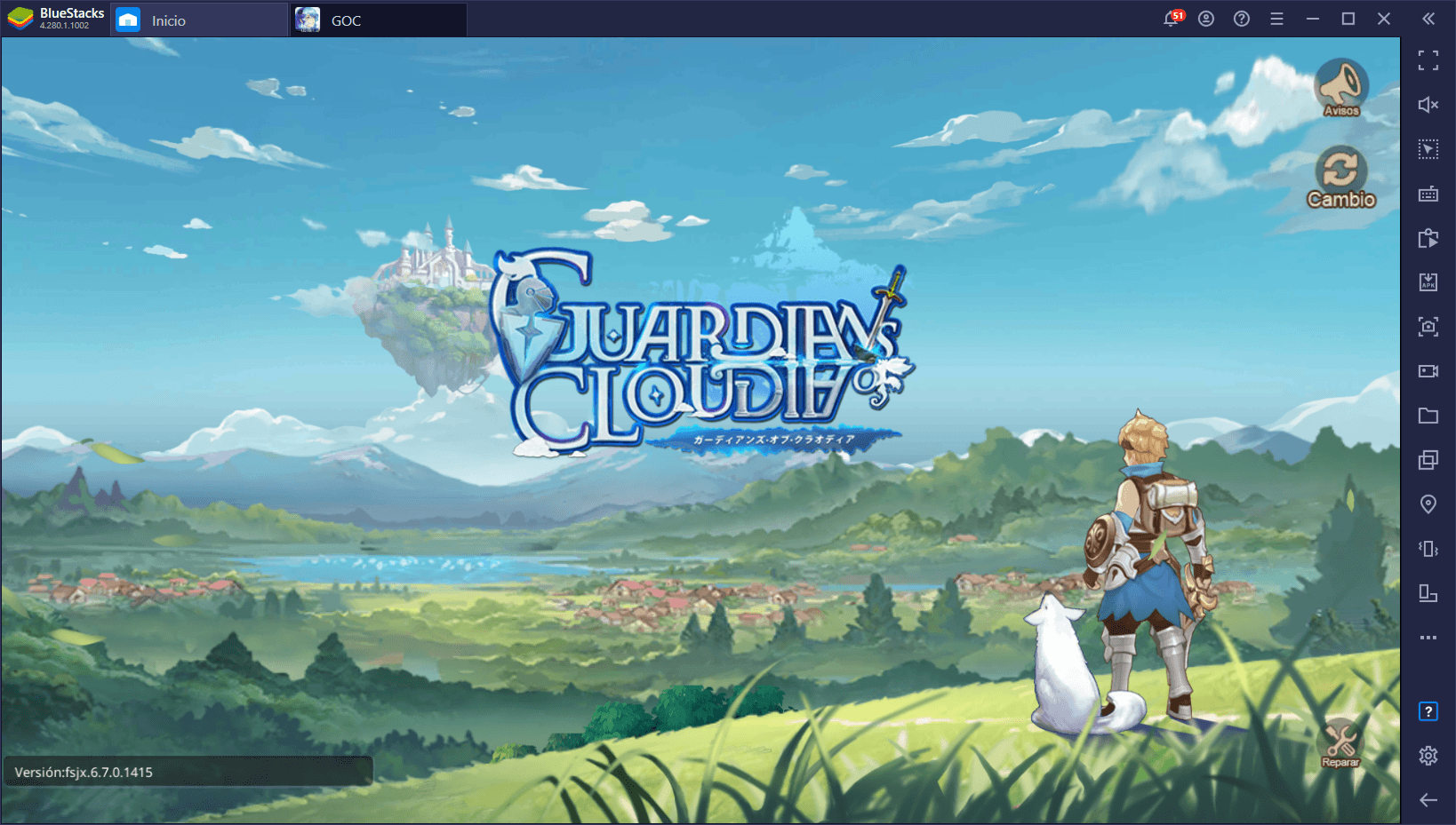 Guía de Clases Para Guardians of Cloudia – ¿Cuál es la Mejor Para Tí?