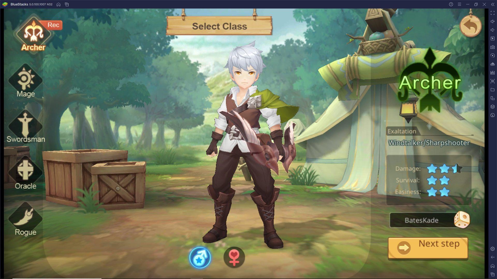 Introduzione alle Classi di Guardians of Cloudia