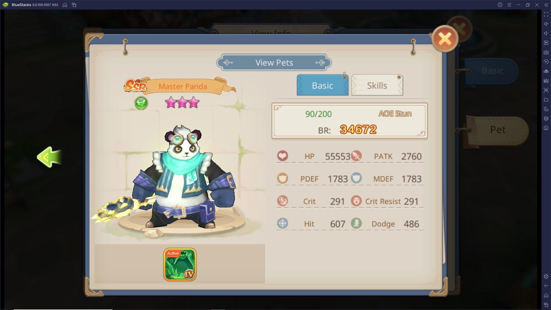 Guida alle Creature (Fairy Pets) di Guardians of Cloudia