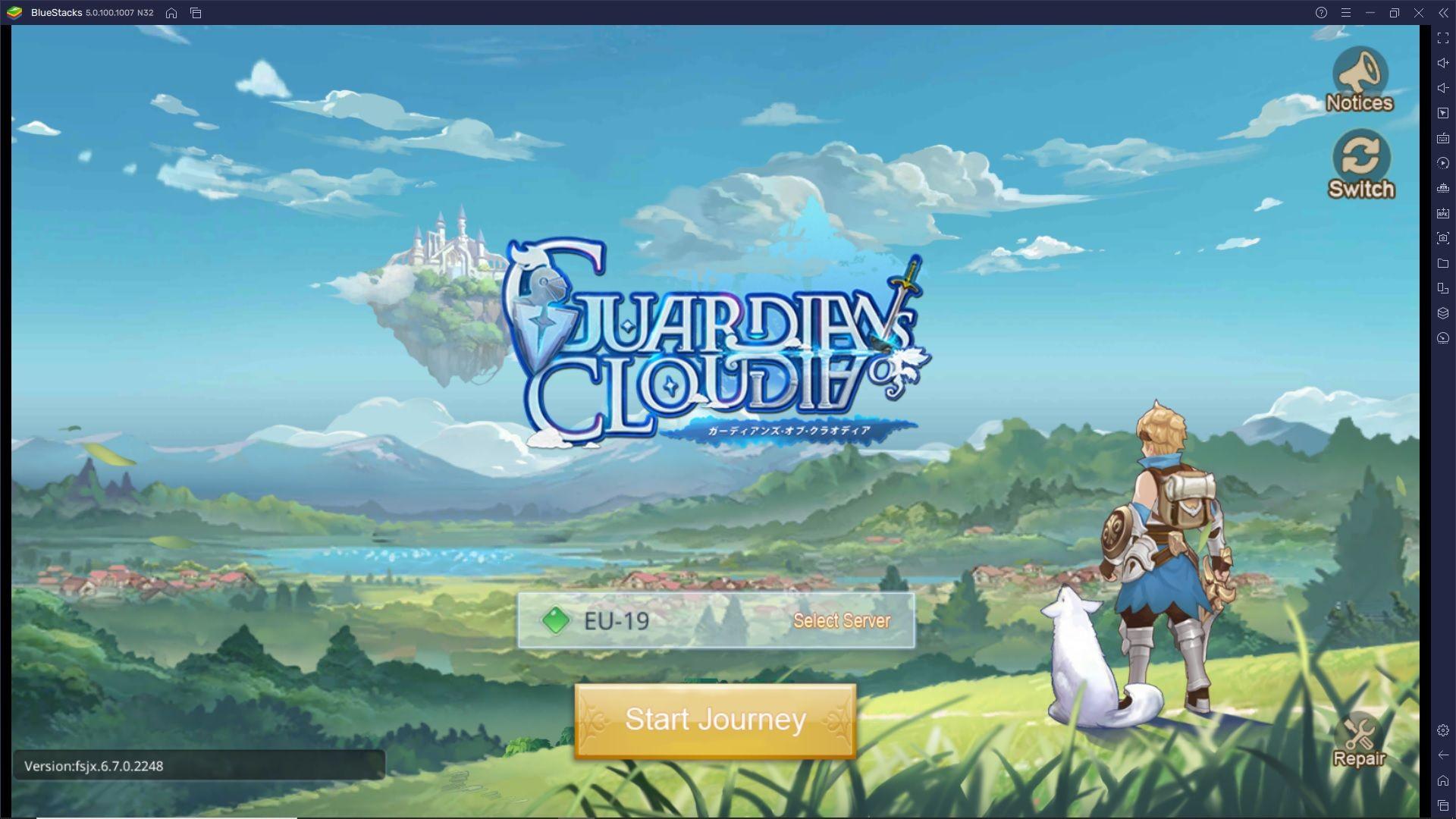 Scarica su PC e Mac il nuovo MMORPG di Neocraft: Guardians of Cloudia!