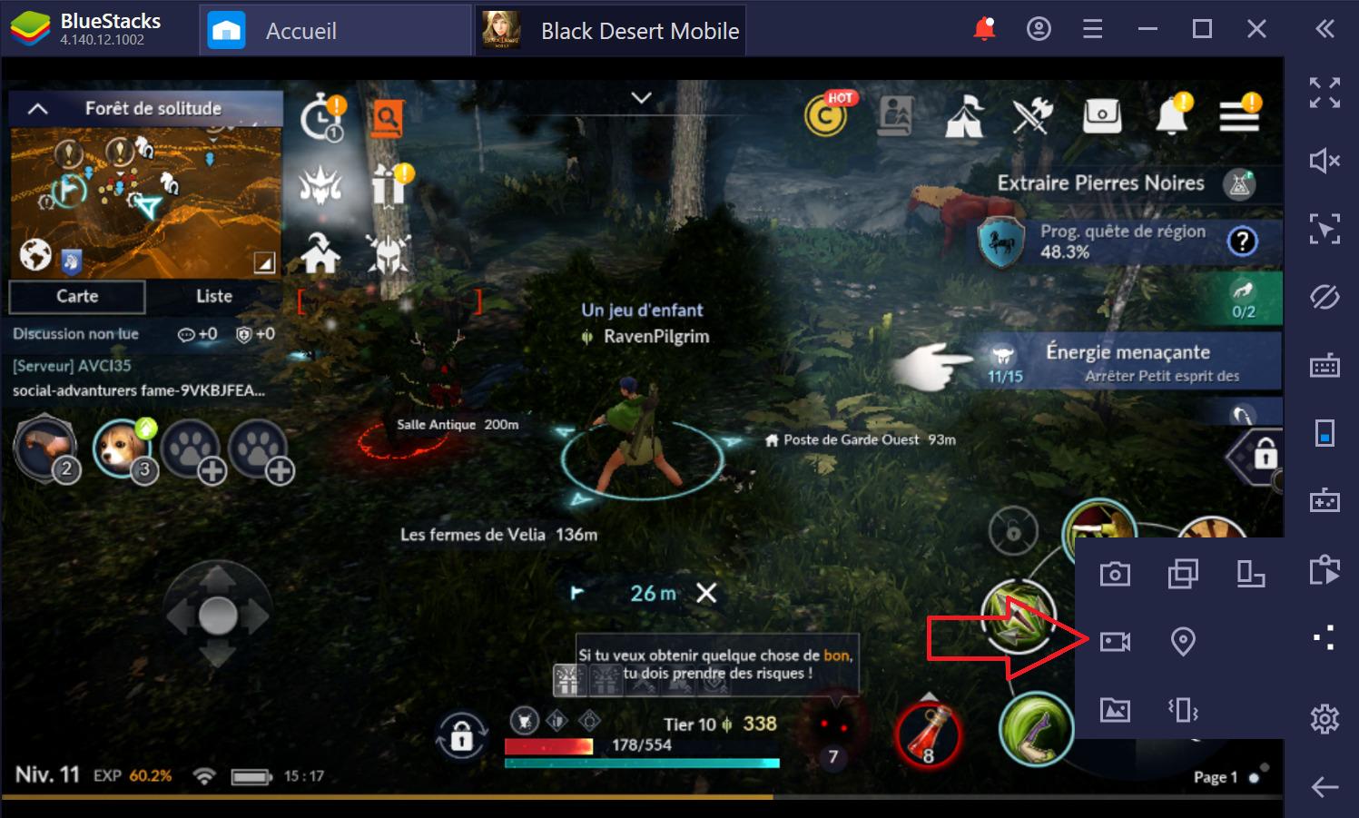Guide BlueStacks pour Black Desert Mobile – Comment révéler tout le potentiel de ce MMORPG